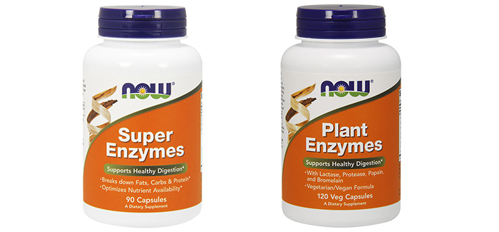 Super Enzymes - Plant Enzymes