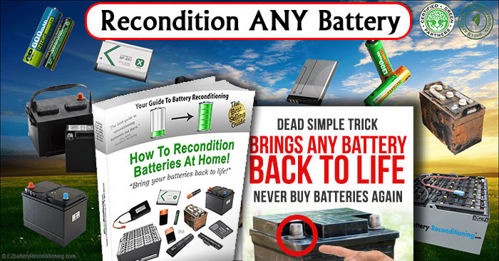 recondition battery